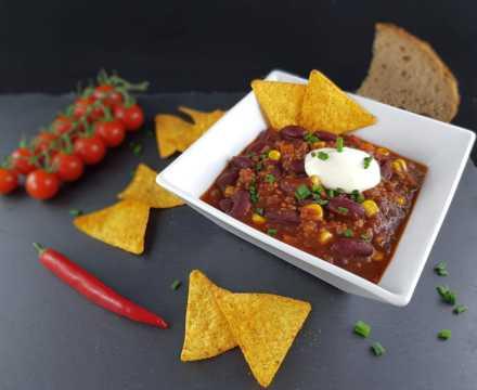 Chili con Carne, nur gut mit der Geheimzutat aus Mexico