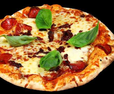 Die beste Pizzasauce für die selbstgemachte Pizza