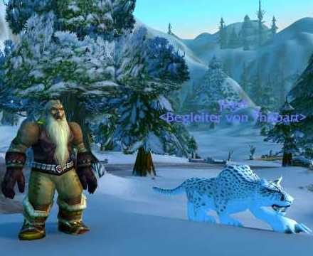 World of Warcraft – Story. Der alte Jäger